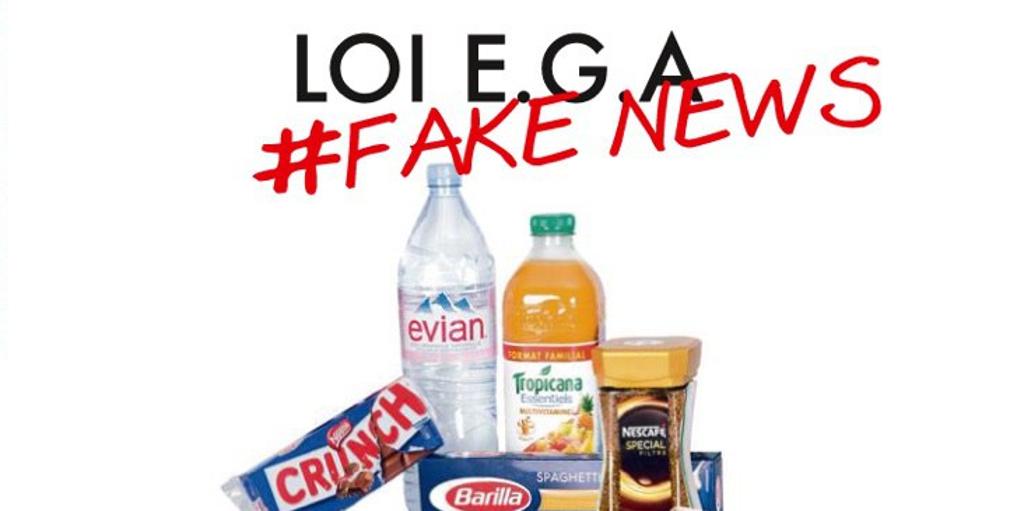 Réaction au communiqué de E.Leclerc sur la loi EGAlim