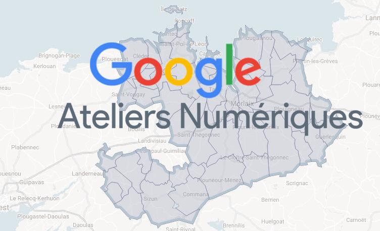 Google, veut favoriser la transformation numérique de nos entreprises
