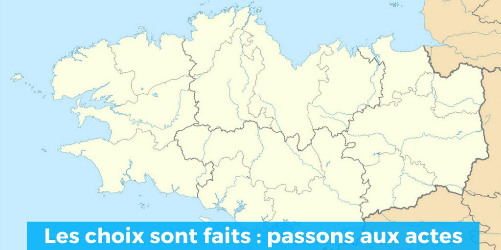 Les députés bretons de la majorité – Les choix sont faits : passons aux actes