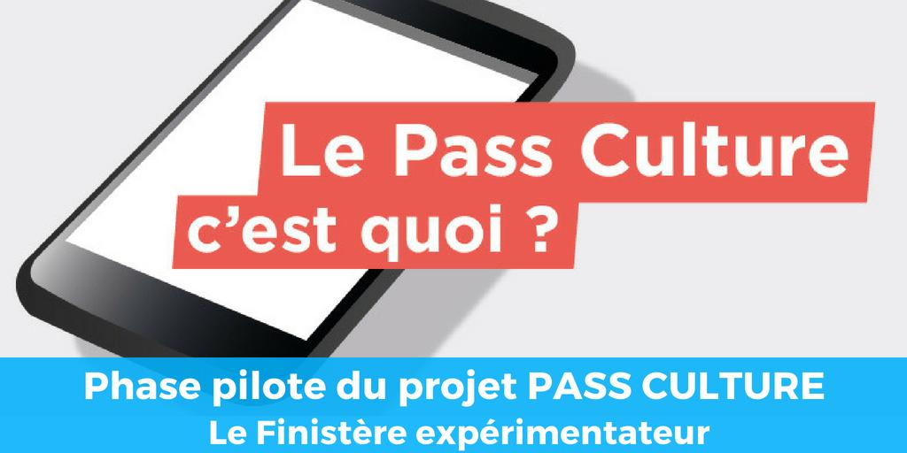 Le pass culture expérimenté en Finistère : une chance aussi pour les acteurs locaux de la culture