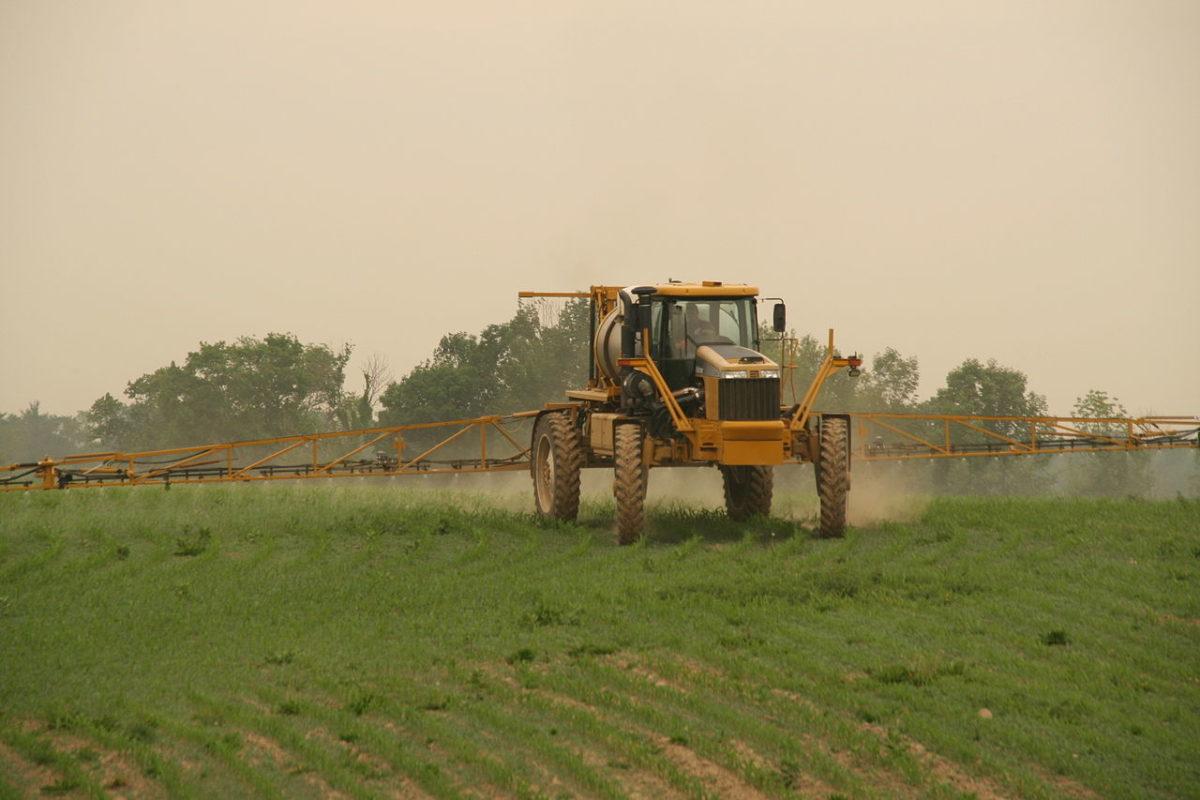COMMUNIQUE DE PRESSE – 25 Députés interpellent le Ministre de l'Agriculture et de l'Alimentation sur les distances de pulvérisation des pesticides en période de covid-19