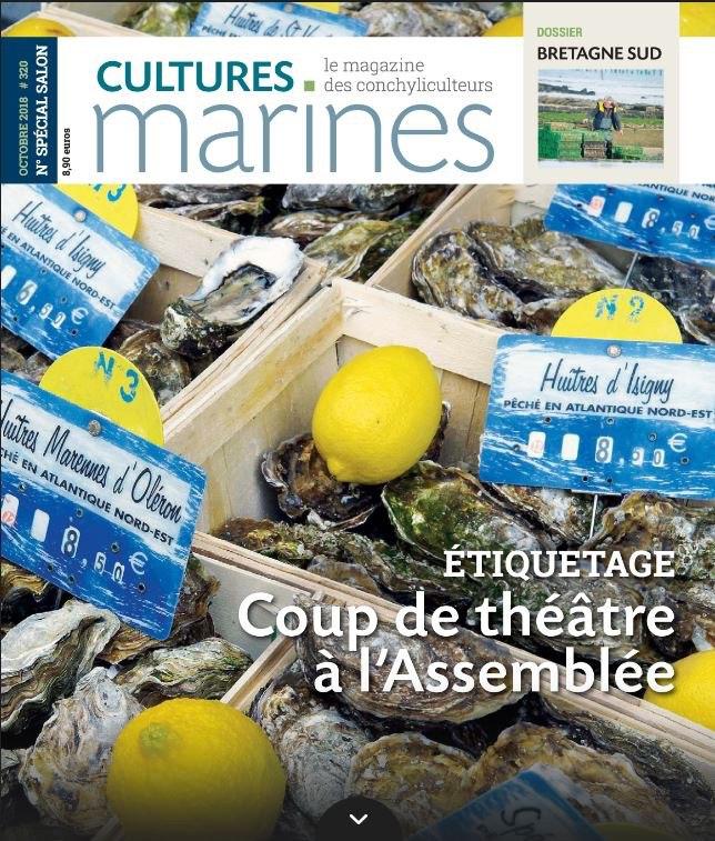 Cultures Marine -Coup De Théatre A L'Assemblée
