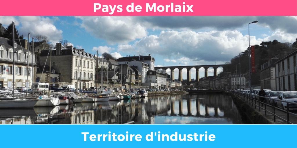 Le Pays de Morlaix : Bientôt «Territoire d'industrie»