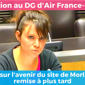 Question au DG d