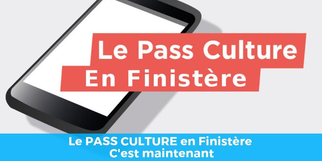 Le «pass culture» en Finistère : ça débute aujourd'hui