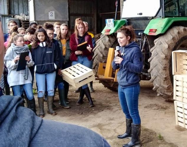 Journée du GAB 29 : à la rencontre des futurs acteurs du monde agricole