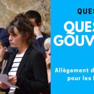 QAG - Ministère duTravail - Allegement de Cotisations Patronale pour les Laboratoires Publics