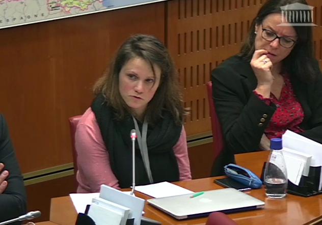 Mission d'Information sur la stratégie de sortie du glyphosate : l'audition de la Ministre E.BORNE