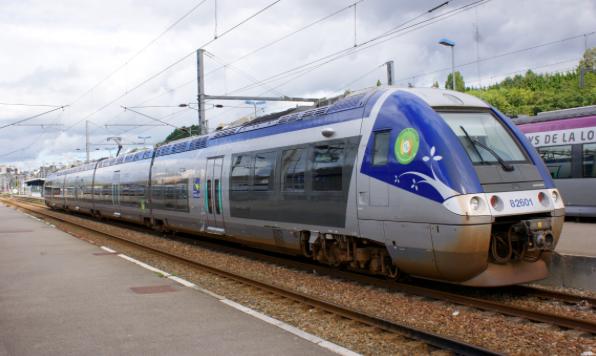 Les travaux en Commission DDAT – Audition du PDG de la SNCF, ma question sur les petites lignes