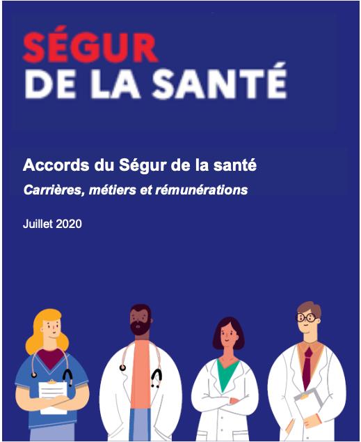 Conclusion du Ségur de la Santé : Accords salariaux historiques en faveur des personnels hospitaliers