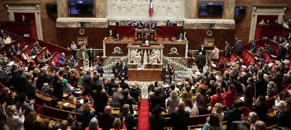 COMMUNIQUE PRESSE – Déclaration de Politique Générale du Gouvernement:  la Députée Sandrine LE FEUR s'exprime depuis l'hémicycle