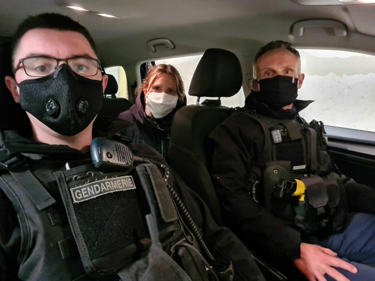 Sur le terrain : Immersion en patrouille de gendarmerie