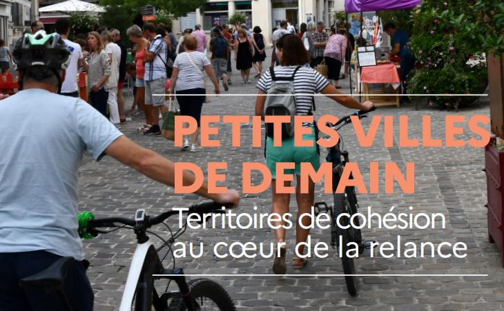 Lancement du programme «Petites villes de demain»