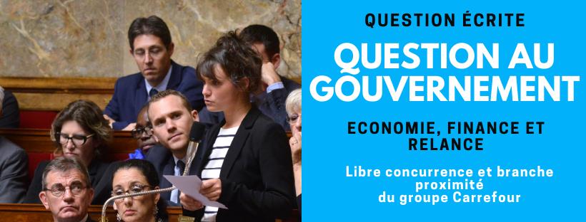 Libre concurrence et branche proximité du groupe Carrefour