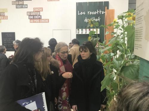 Au salon de l'agriculture 2018