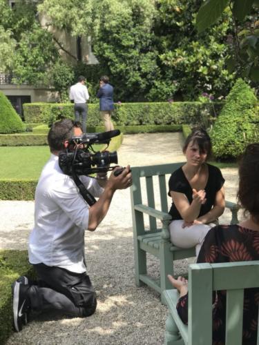 Interview sur la loi Agricole en discussion à l'assemblée (30/05/2018)