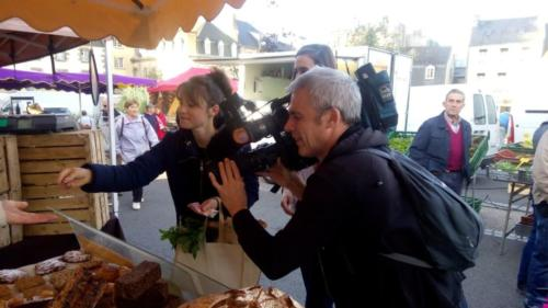 """Pour mettre en lumière les produits de nos territoires : Reportage de TF1 """"4 à table"""" (25/09/2019)"""